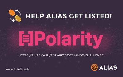 Polarity Exchange Challenge